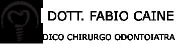 Dr. Fabio Caine Logo